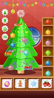 Screenshot of 123 Kids Fun CHRISTMAS TREE