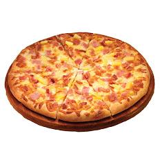 Ham (Turkey) Personal Pizza