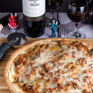Sausage Lasagna Pizza