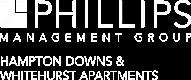 Hampton Downs & Whitehurst Apartments Homepage