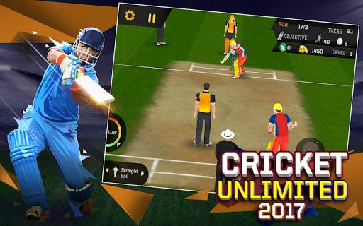 Cricket Unlimited 2017 4.8 screenshots 6