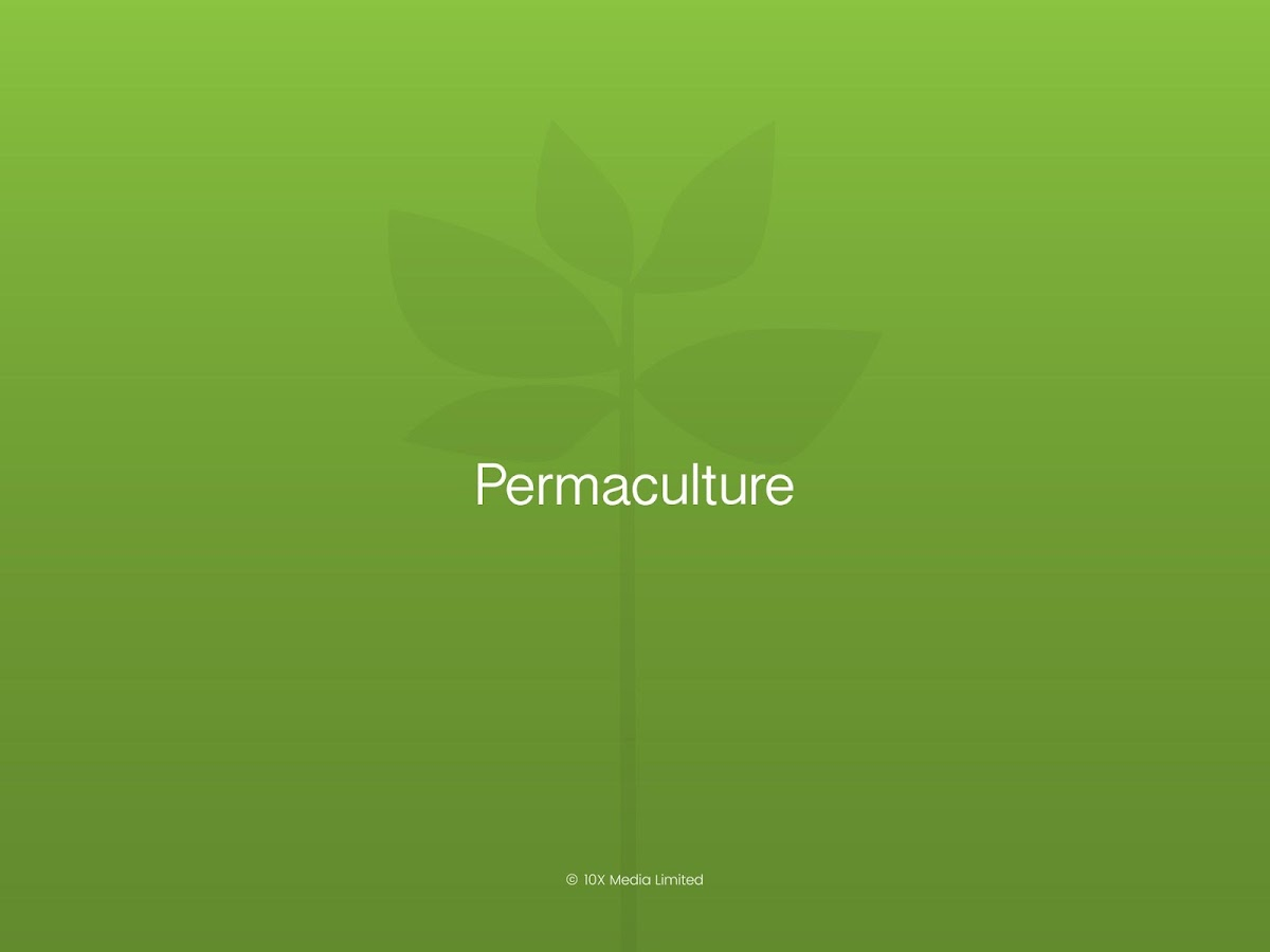 Permaculture- screenshot