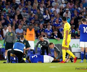 🎥 Terrible tacle et lourde blessure en amicale pour Wesley Fofana