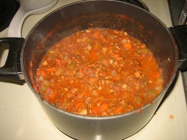 Manhattan Clam Chowder Recipe