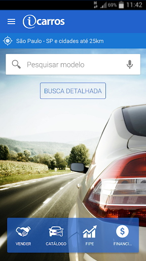 iCarros – Comprar Carros app (apk) free download for Android/PC/Windows screenshot