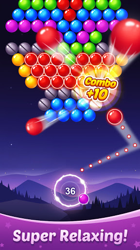 Bubble Shooter apktram screenshots 4