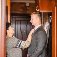 Wedding photographer Tatyana Kulchickaya (Gloriosa). Photo of 05.10.2017