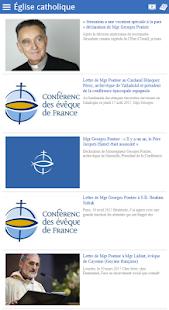 Eglise catholique - náhled
