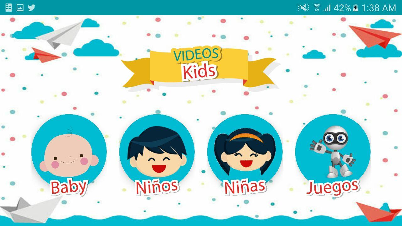 Videos Kids Apl Android Di Google Play