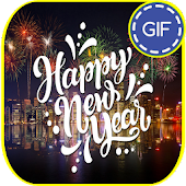 happy new year 2018 GIFS