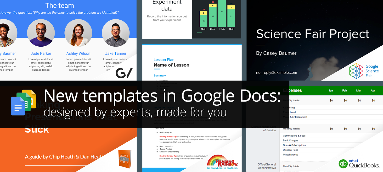 Official Google Cloud Blog New Templates In Google Docs Designed - Google docs roadmap template