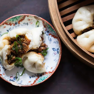 Chinese Steamed Pork Buns (Char Siu Bao)