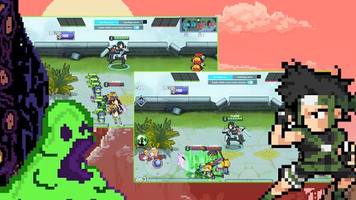 Télécharger Gratuit Monstre contre héros Moba APK MOD (Astuce) screenshots 5