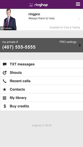 Ringhop screenshot