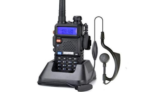 Police Radar Scanner - náhled