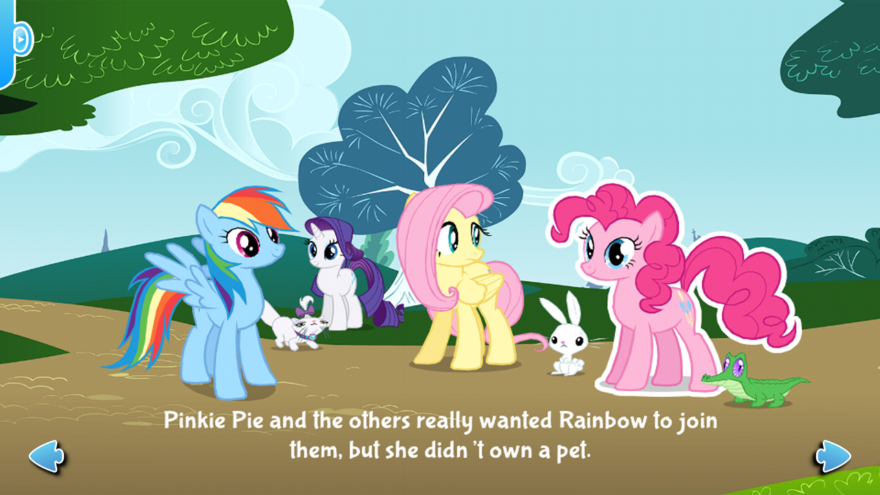 My Little Pony: Best Pet- screenshot