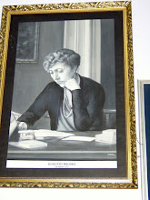Photo: Mrs Dorothy Brooke who started the charity