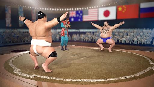sumo wrestling 2019: live sumotori fighting game screenshot 3