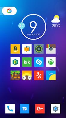 Oreo Square - Icon pack screenshot 7