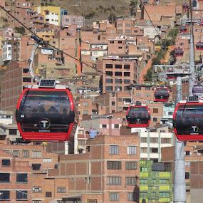 La Paz by Iztok Conic - City,  Street & Park  Amusement Parks