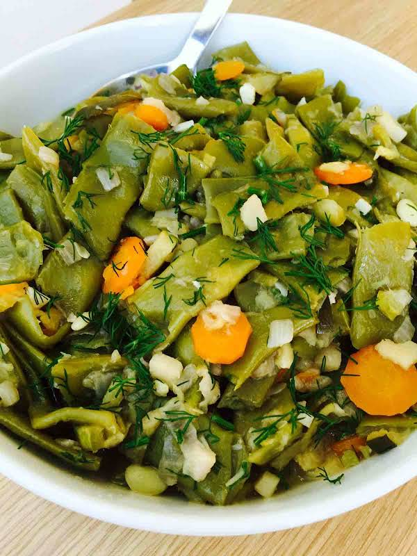 Best And Simplest Ever Green Beans Recipe