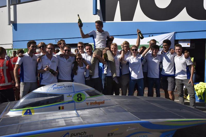 iLumen European Solar Challenge 2016