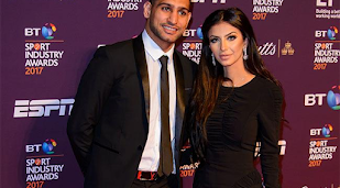 Amir Khan and Faryal Makhdoom in talks for their own show