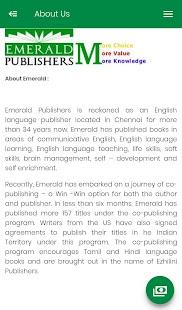 Emerald Publishers - náhled