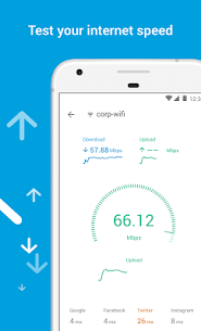 WiFiman: Find nearby WiFi APs and run speed test (MOD, No-Ads) v1.5.2 5