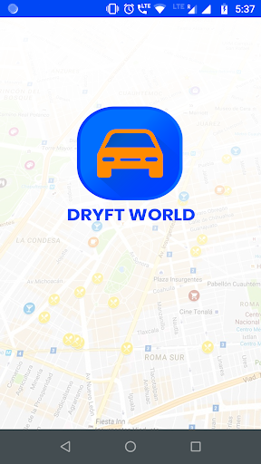 Screenshot for DRYFT Driver in United States Play Store