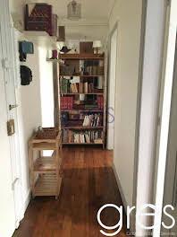 Appartement meublé 2 pièces 38,61 m2
