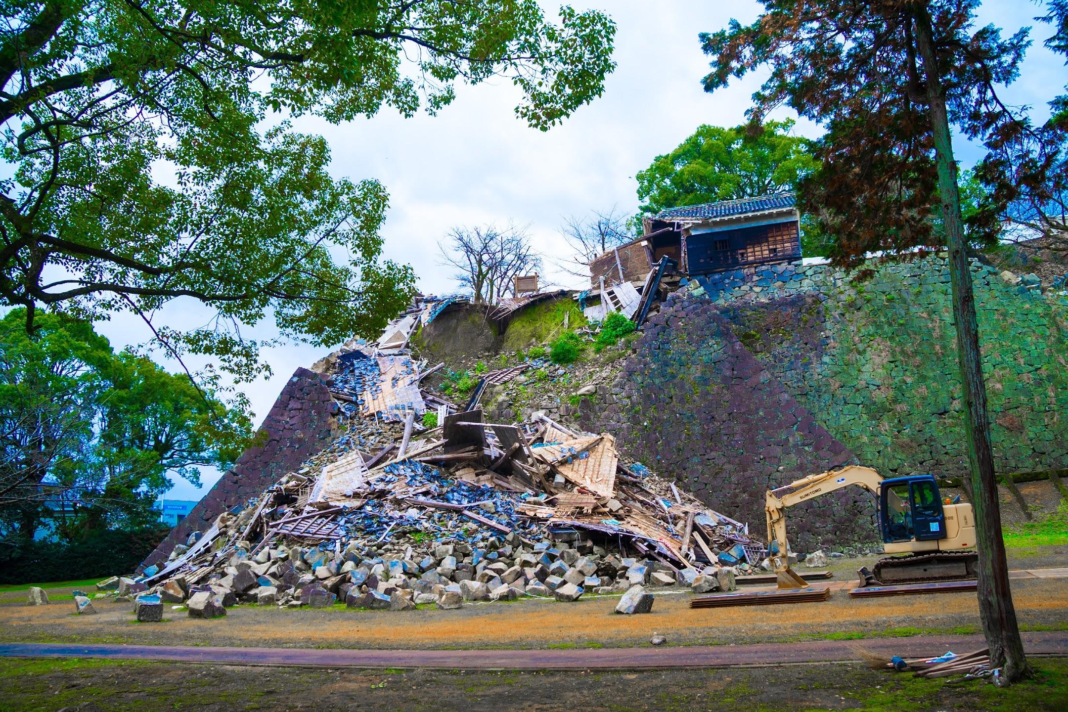 熊本城 東十八間櫓・北十八間櫓1
