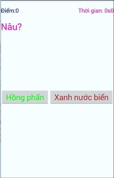 Скриншот Chu mau gi?