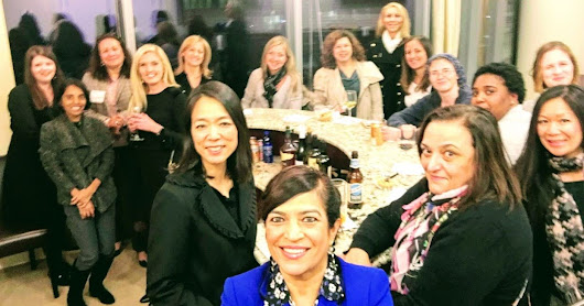 "WIB-Atlanta: ""It is an Art to Stay Feminine, Yet Powerful"" with Adele Wang, November 12, 2018"