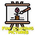 Fun Coloring Pictures icon