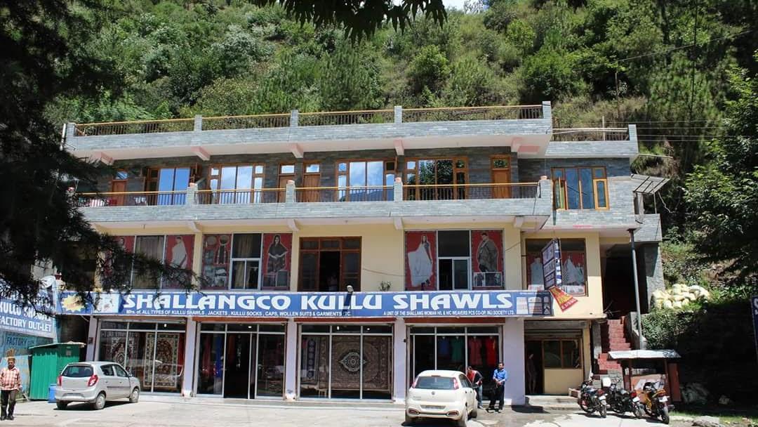 Auto Villa Outlet >> The Shalangco Villa Hotel In Kullu