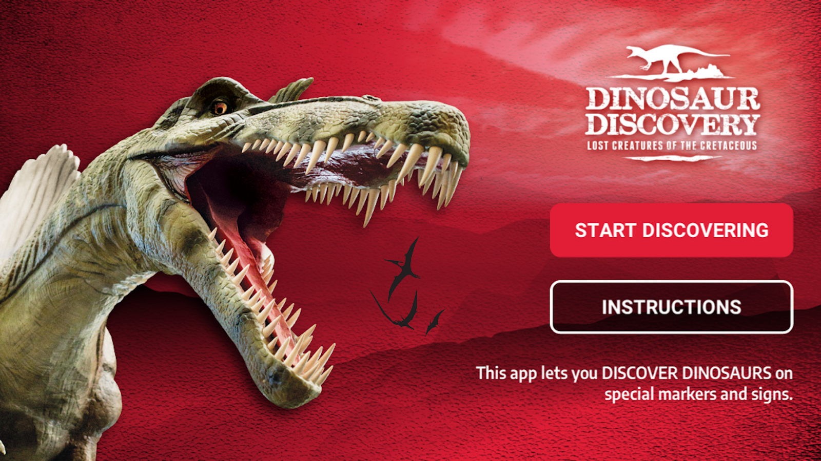 Dinosaur Discovery- screenshot