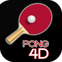 Table Tennis Pong 4D icon
