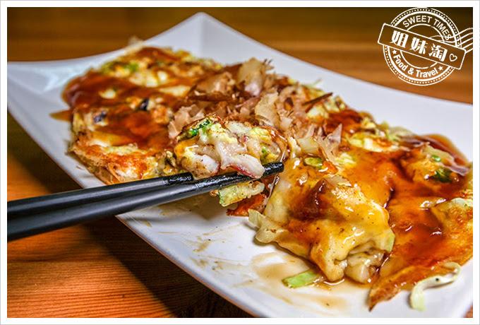 蛋餅王章魚燒蛋餅