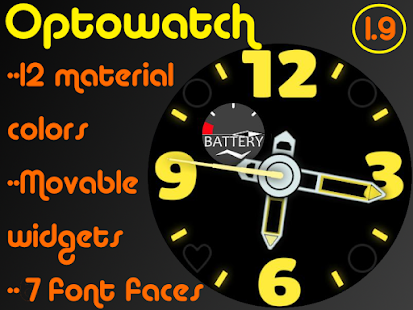 How to mod Optowatch for Watchmaker patch 1.9 apk for android