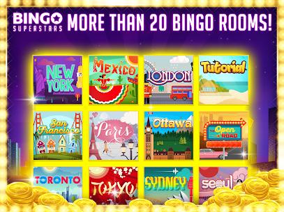 Bingo Superstars: Best Free Bingo Games MOD APK (Unlimited Money) 2