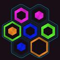 Hexa Rings Puzzle icon