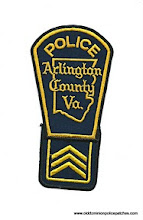 Photo: Arlington County Police, Sergeant