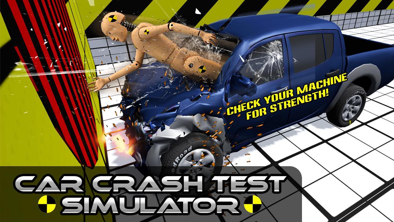 Car crash test simulator download