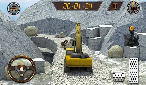 Hill Excavator Mining Truck Construction Simulator 1.2 screenshots 14