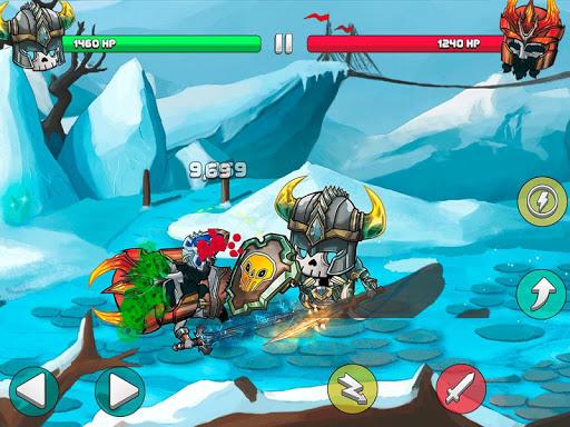 Tiny Gladiators - Fighting Tournament screenshot 15