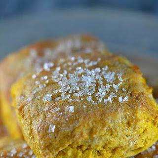 Sweet Pumpkin Biscuits
