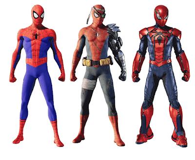 DLC3新スーツ