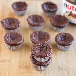 Flourless Nutella Muffins Recipe