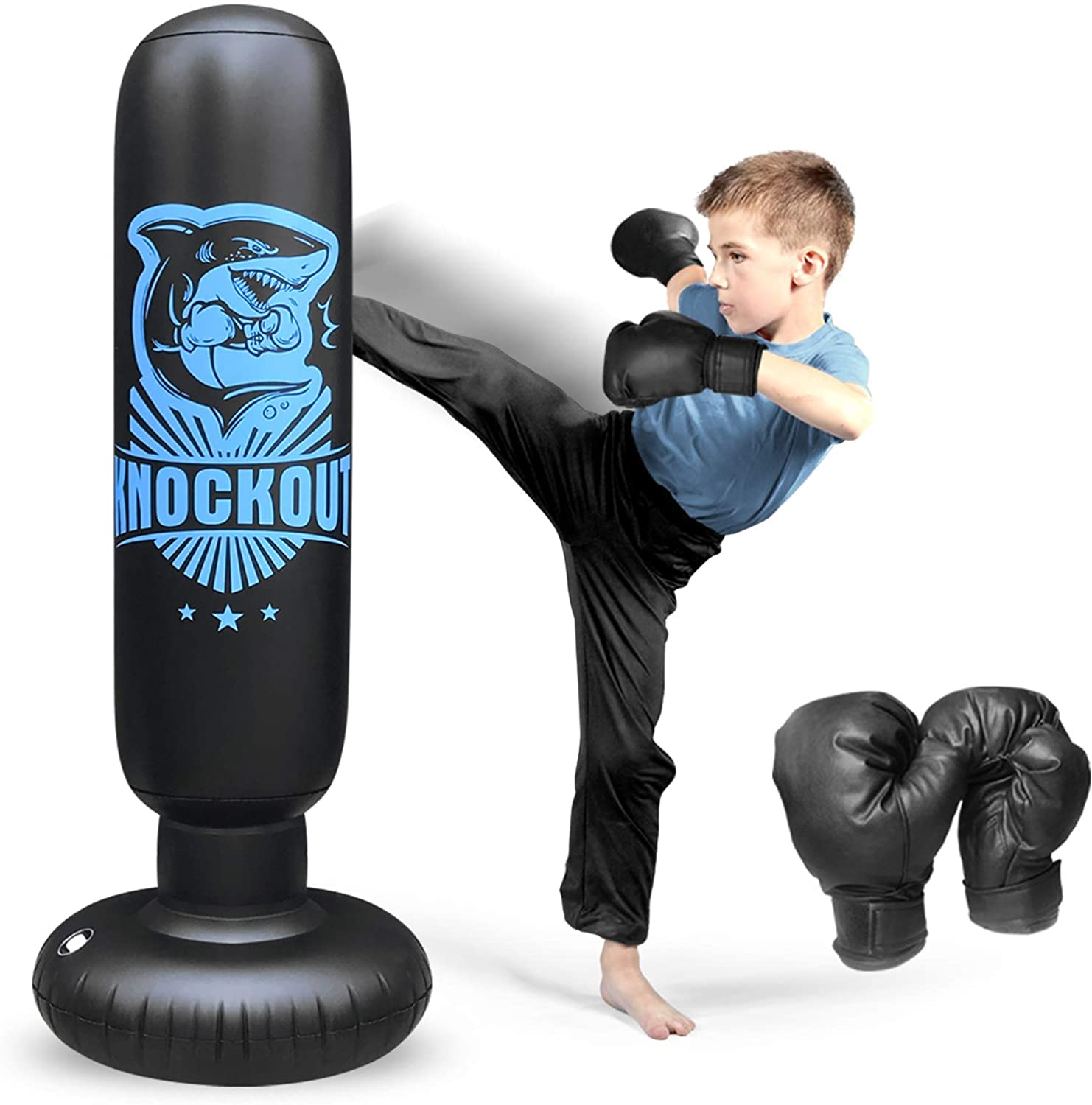 Kids Punching bag | Punching Bag with Stand